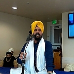 Bhai sarbjit singh Dhunda fresno California - YouTube