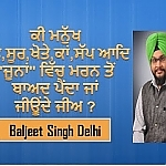 Katha on Joonis in Sikhism | Baljeet Singh Delhi