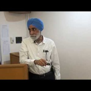 Lecture 19 | Understanding Jup Banee | Dr. Karminder Singh Dhillon | In English