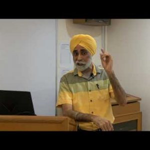 Lecture 21 | Understanding Sidh Goshat Banee | Dr. Karminder Singh Dhillon | In English